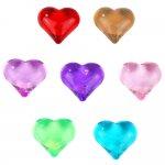 Kristall-Herzen