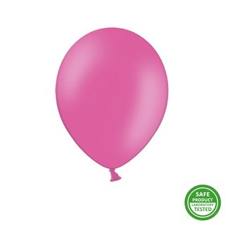 50 Stck. Luftballon 30 cm Pastell strong - Hot Pink