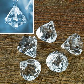 Kristall Deko 5 kristall anhänger diamant 3 1 x 3 7 cm schöne deko für ihr