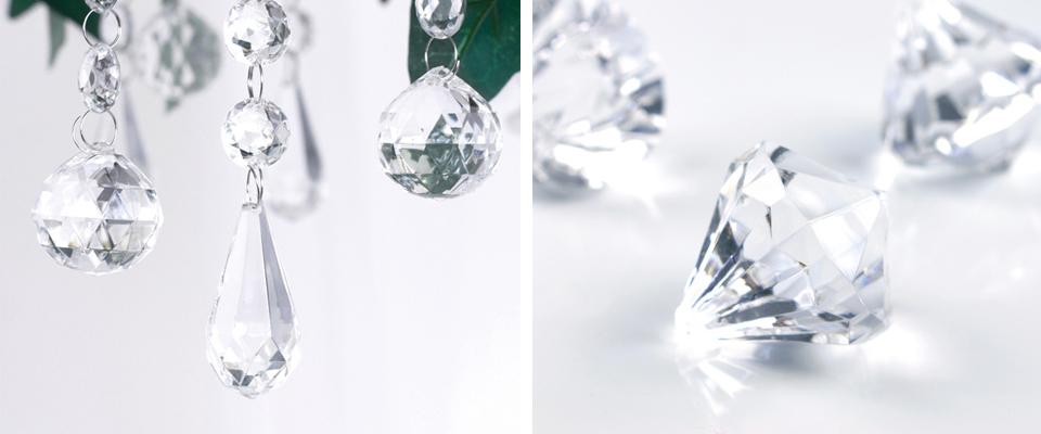 kristall anh nger herz diamant tr ne kugel tropfen kette. Black Bedroom Furniture Sets. Home Design Ideas